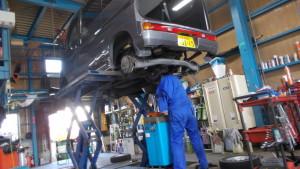 車検整備2