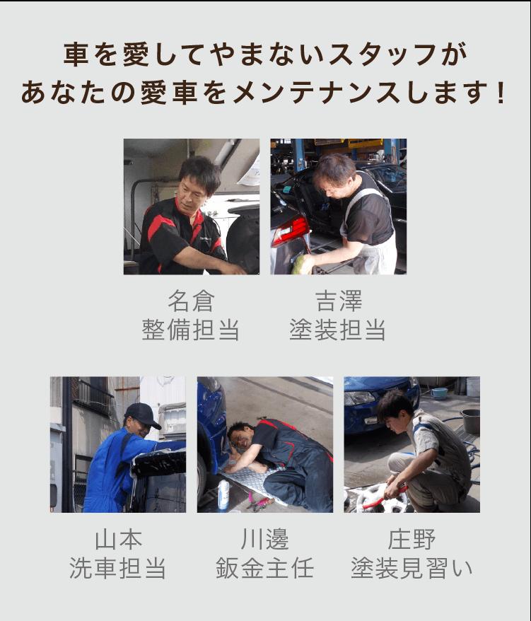 Staff SP
