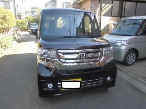 N-BXXカスタム新車納車