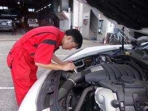 立川市の車検予約は愛車工房マックへ。車検料金シュミレーションはこちらから